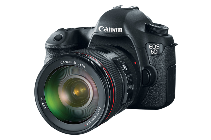Canon EOS 6D Review: Full Frame with Benefits